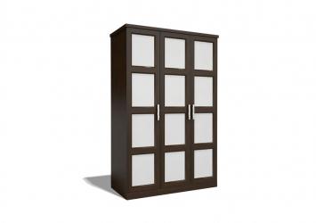 Шкаф распашной 3-х створчатый Парма
